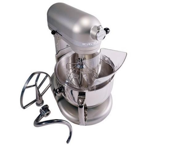 The KitchenAid Professional 600 Series 6-Quart Stand Mixer